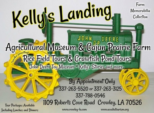 Kelly's Landing Agricultural Museum &  Agri Tours