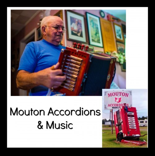 Mouton Accordions & Music
