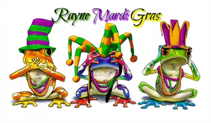 5th Annual Rayne Mardi Gras Parade & Celebration