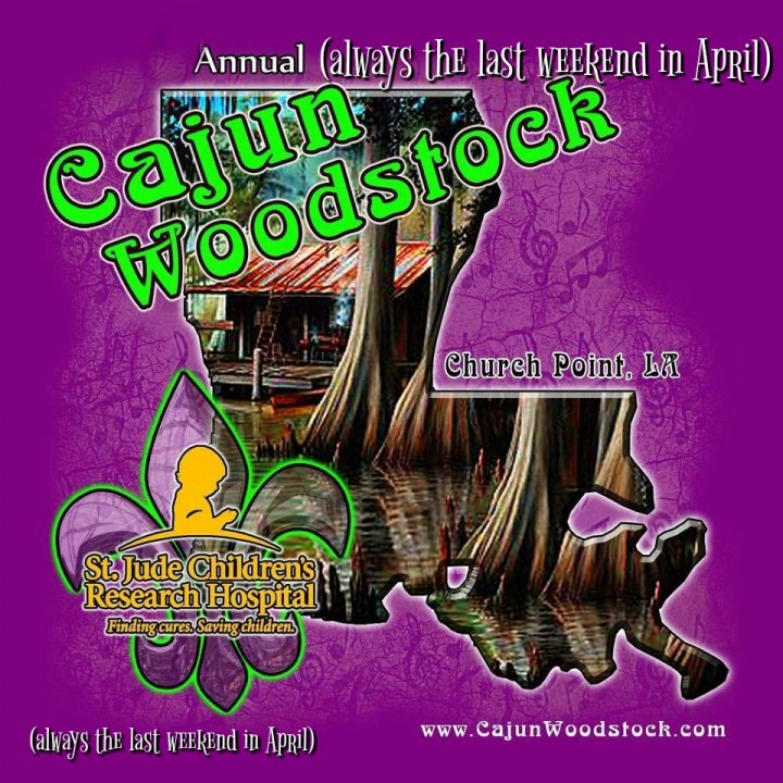 15TH CAJUN WOODTOCK